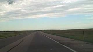 Driving Across Nebraska